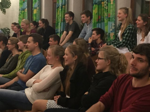 Improtheater für Schulmusik Studenten